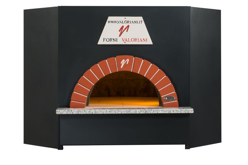 Professional pizza oven