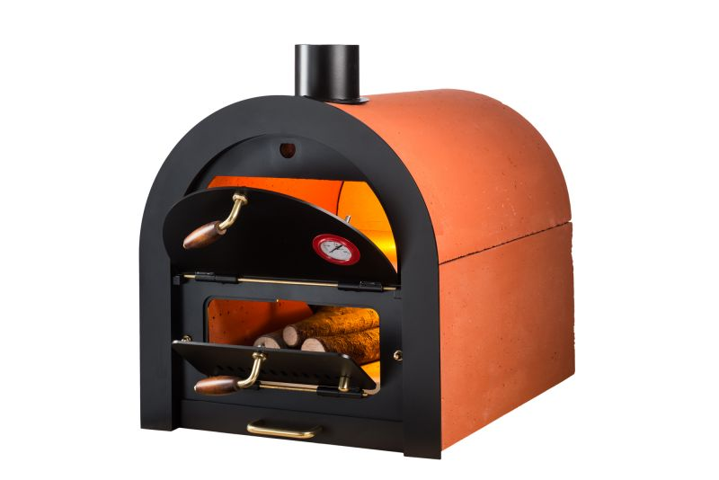 Home pizza oven made in Italy italian home wood burning pizza oven ...